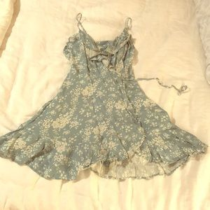 Ralph Lauren Mini Wrap Dress